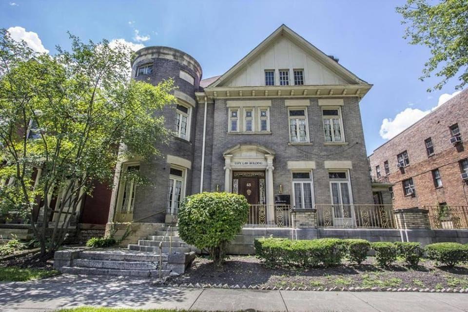 1888 Tudor Revival For Sale In Colombus Ohio