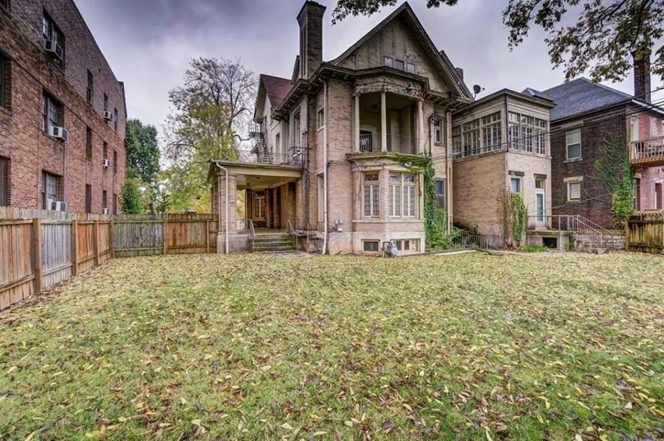 Ohio 1888 Tudor Revival