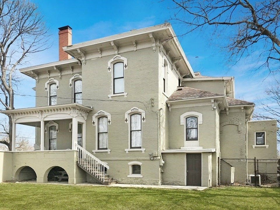 Michigan 1874 Fletcher-Gould House