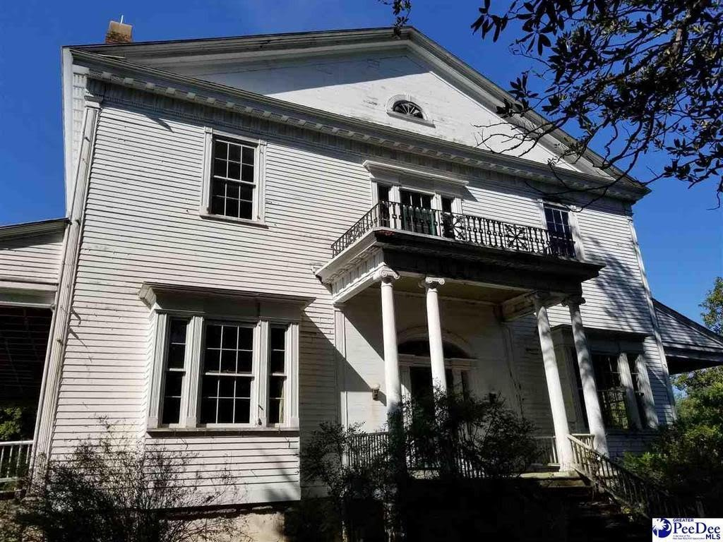 South Carolina 1845 Historic Bellevue