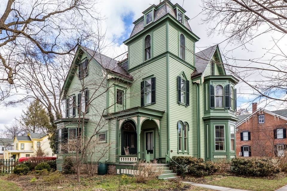 1873 J Smith House In Lambertville New Jersey