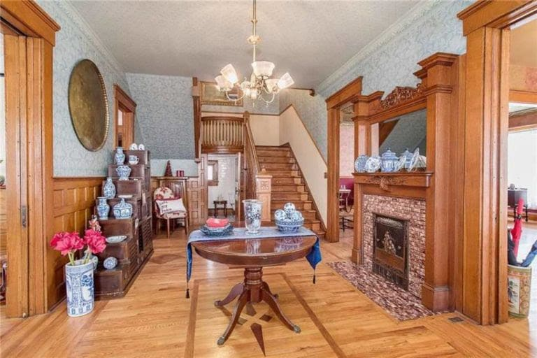 1899 Victorian For Sale In Middletown Indiana