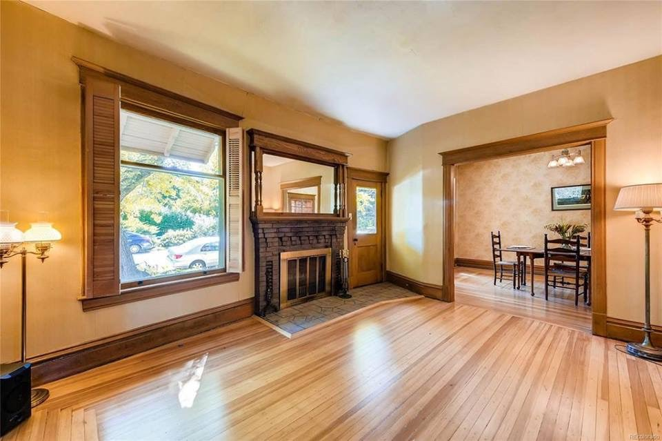 1899 Charming Historic Craftsman For Sale In Boulder Colorado
