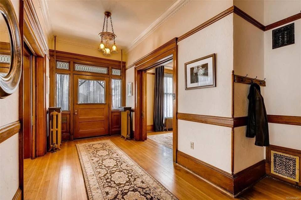 1900 Historic Brick House For Sale In Denver Colorado