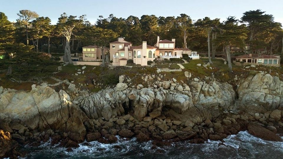 1924 Villa Eden Del Mar For Sale In Pebble Beach California