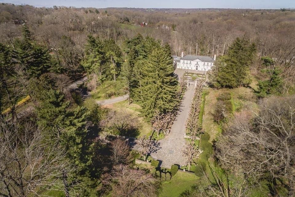 1940 Gladwyne Estate For Sale In Bryn Mawr Pennsylvania