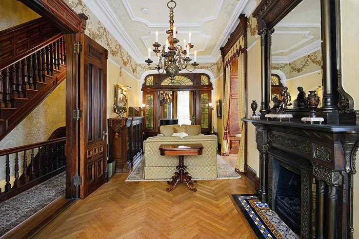 1883 Historic Brownstone For Sale In Hoboken New Jersey
