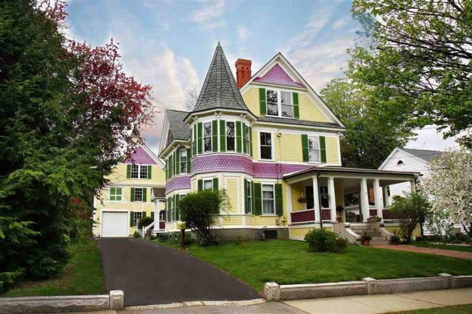 1890 Victorian In Dover New Hampshire