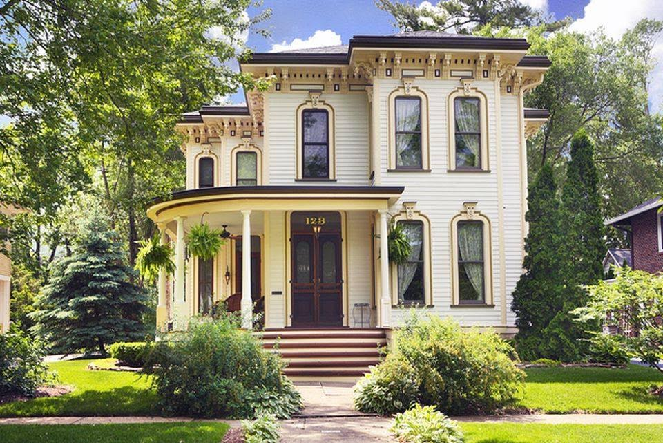 1854 Italianate For Sale In Batavia Illinois