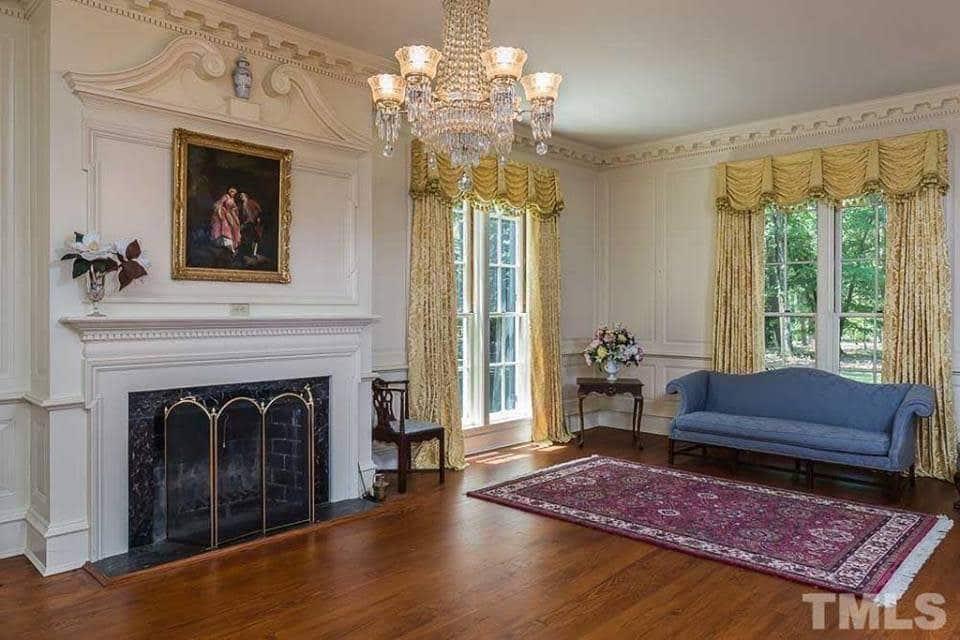 1940 Neoclassical For Sale In Littleton North Carolina