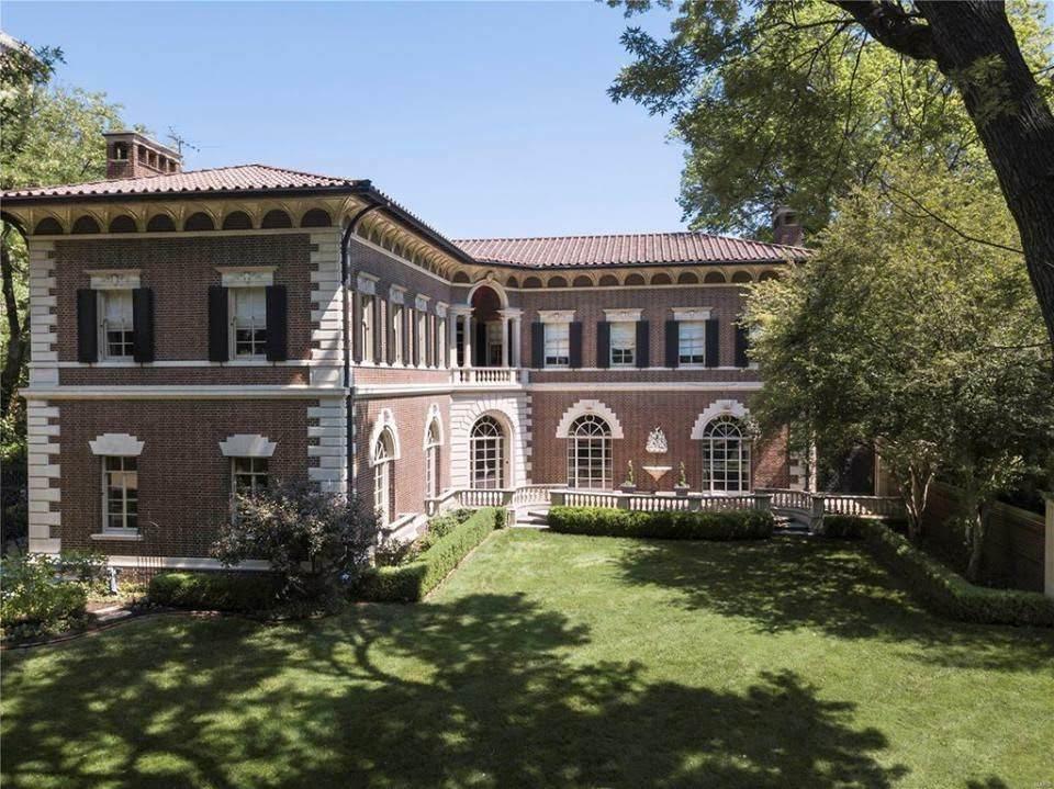 1916 Mansion For Sale In Saint Louis Missouri