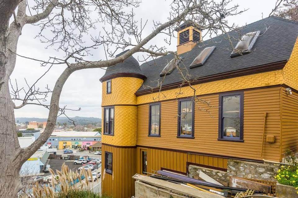1890 Victorian For Sale In Santa Cruz California