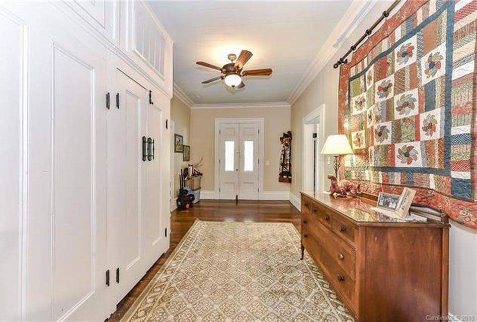 1854 Greek Revival For Sale In Salisbury North Carolina