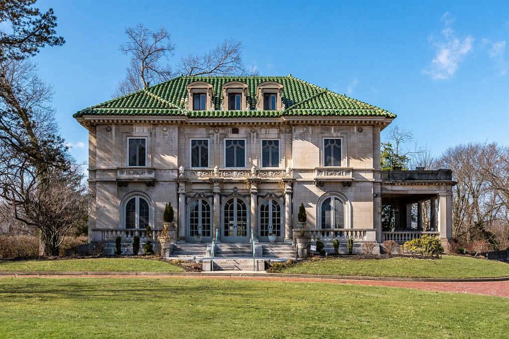1910 Historic May House For Sale In Cincinnati Ohio