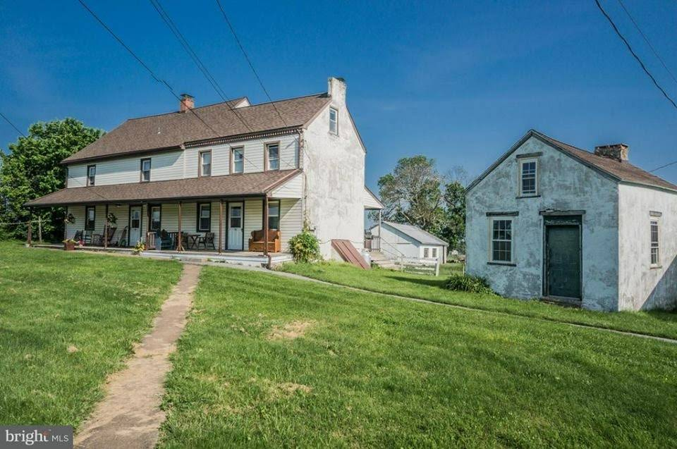 1909 Victorian Farmhouse For Sale In Willow Street Pennsylvania