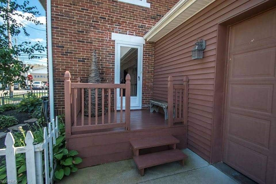1920 Charming Brick House For Sale In Waynesburg Ohio