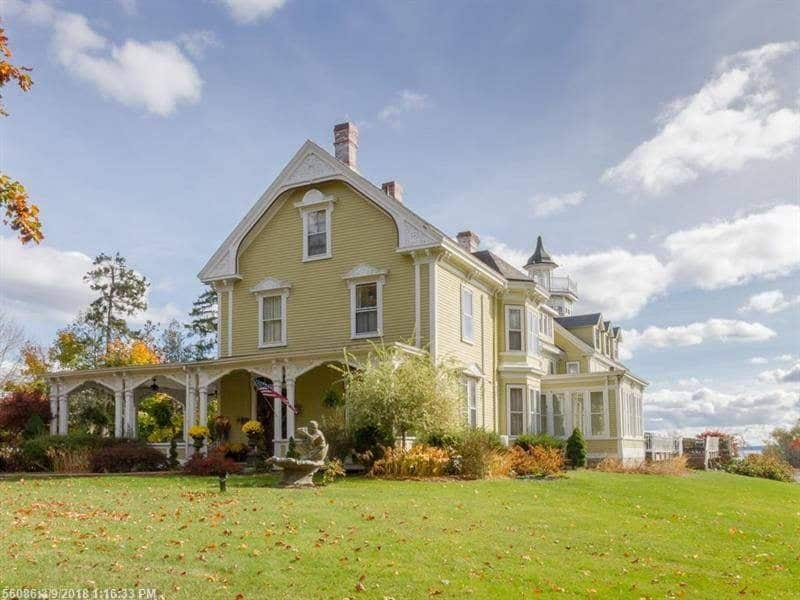 1874 Bed And Breakfast In Searsport Maine