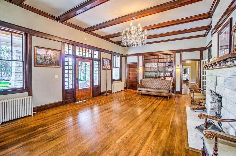 1910 Craftsman For Sale In Jasper Georgia
