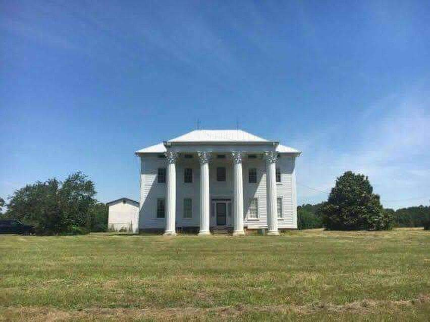 1837 Abandoned Plantation On 156 Acres For Sale In Magnolia North Carolina