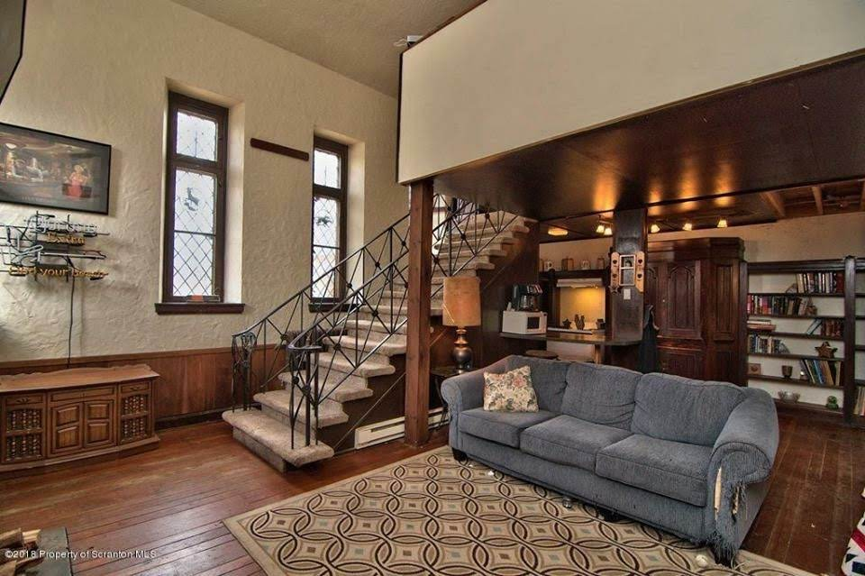 1927 Stone Mansion For Sale In South Abington Township Pennsylvania