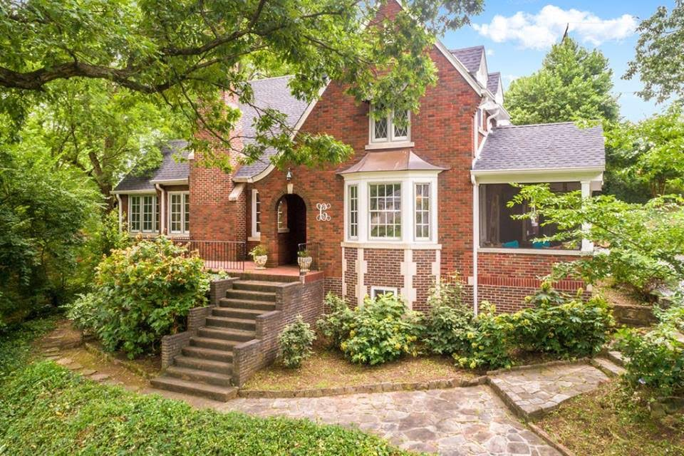 1920 Historic Brick House In Chattanooga Tennessee