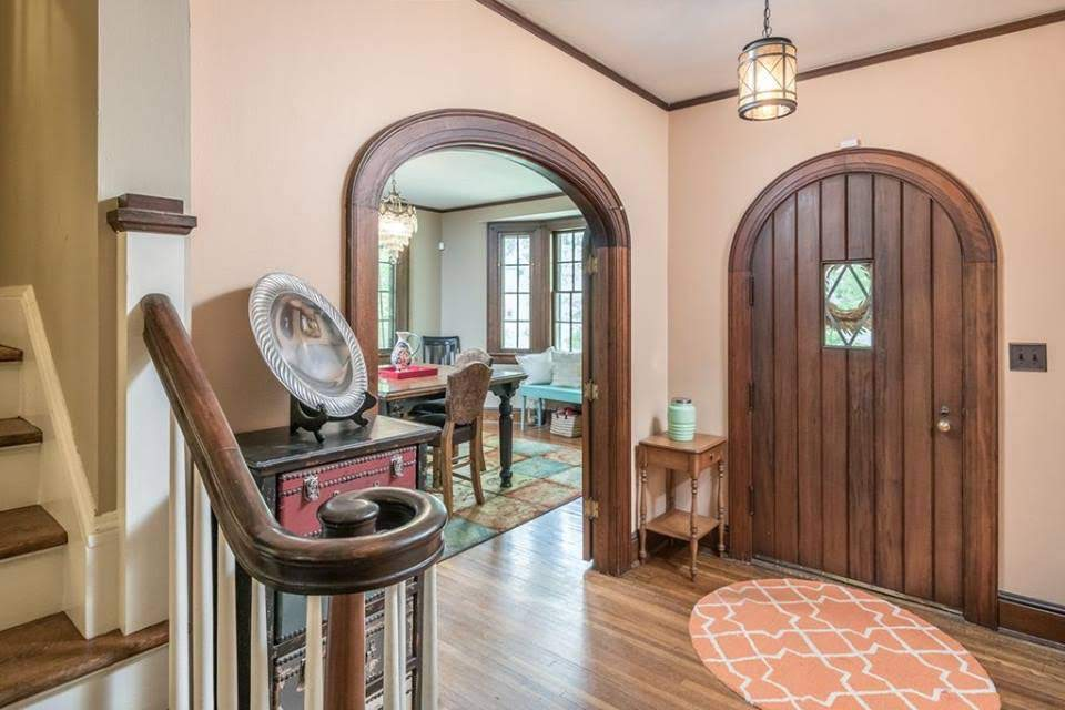 1920 Historic Brick House For Sale In Chattanooga Tennessee