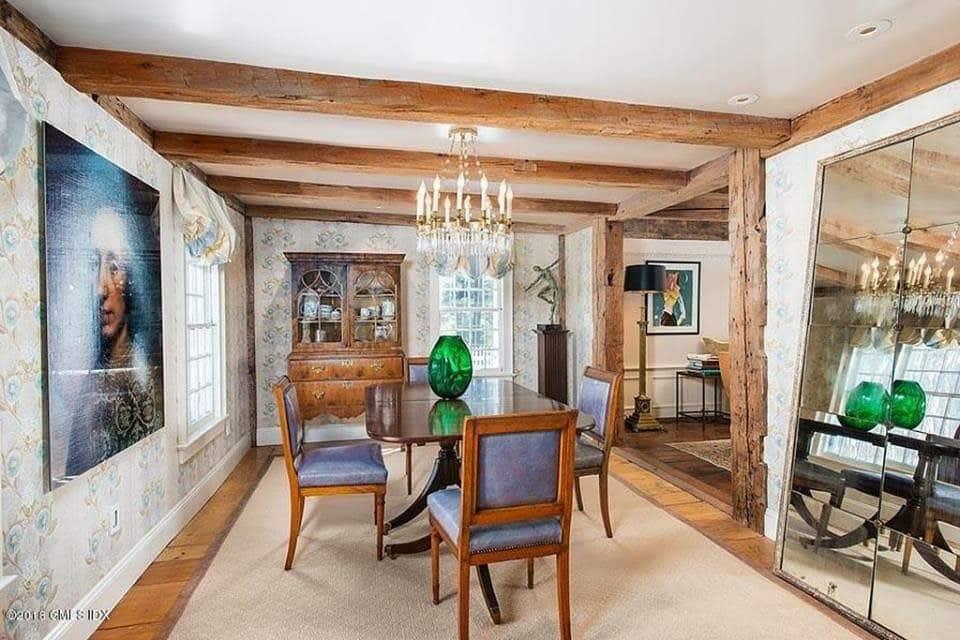 1725 Cape Cod Farmhouse For Sale In Greenwich Connecticut