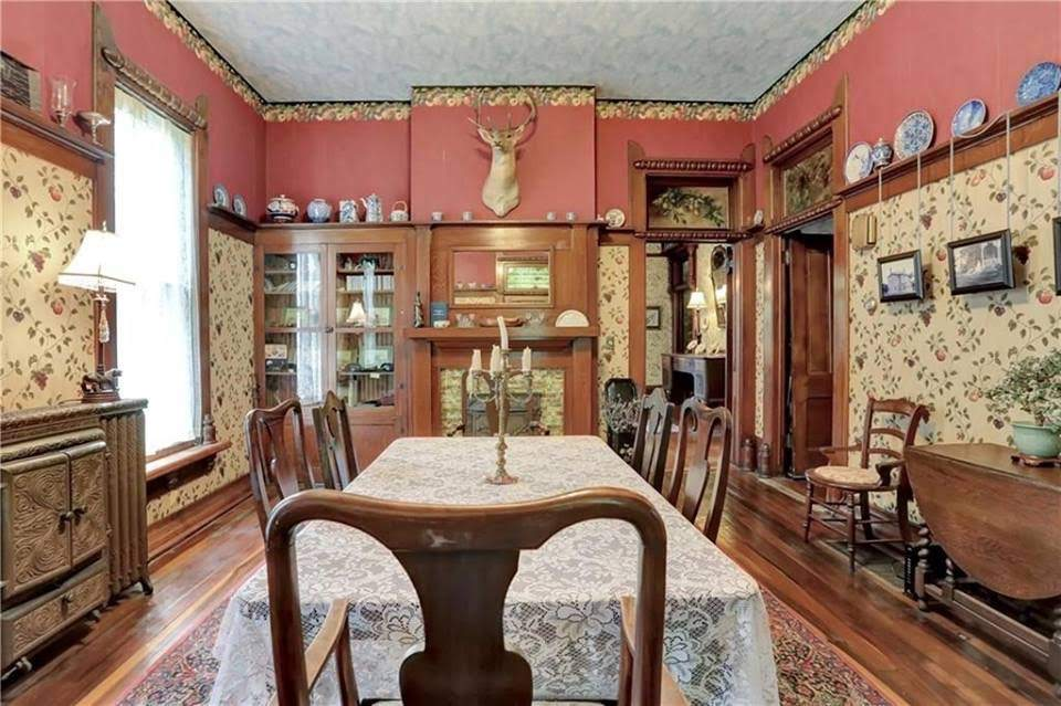 1879 Historic Italianate For Sale In Greencastle Indiana