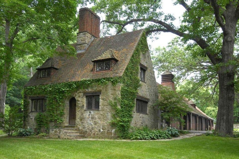 1927 Tudor Mansion For Sale In Greenwich Connecticut