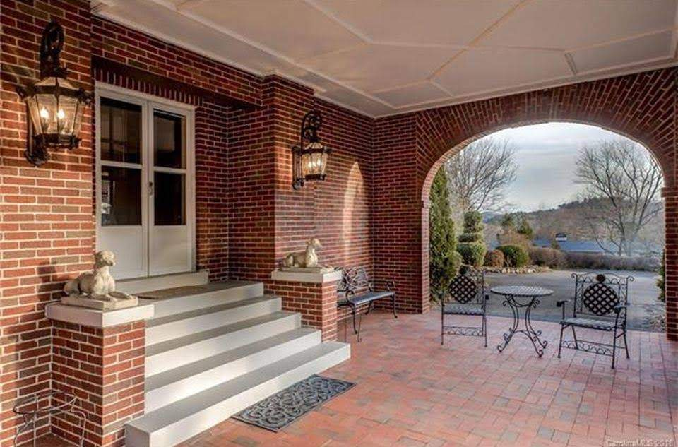1925 English Manor For Sale In Asheville North Carolina