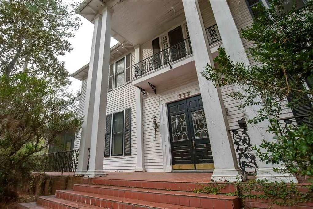 1840 Historic Home For Sale In Quincy Florida