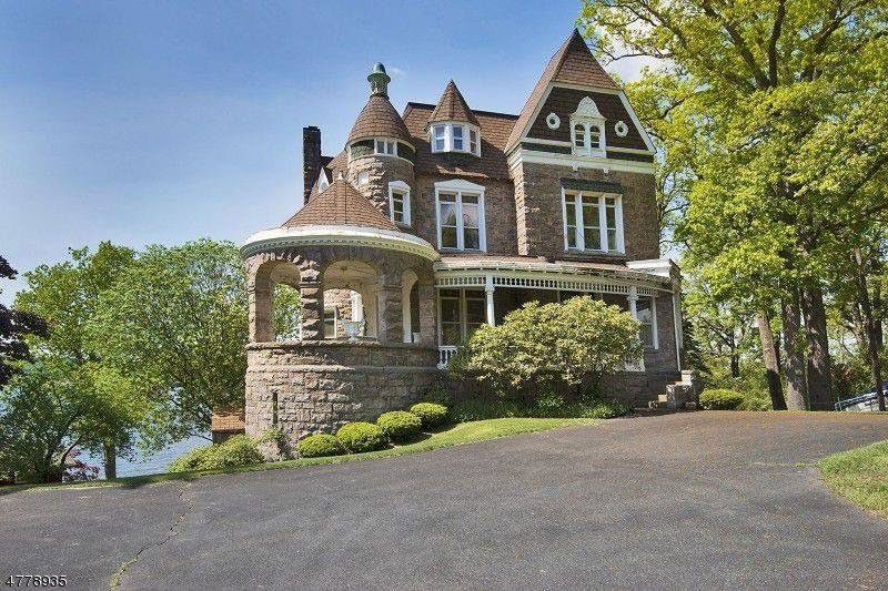 1895 Stone Mansion In Mount Arlington New Jersey
