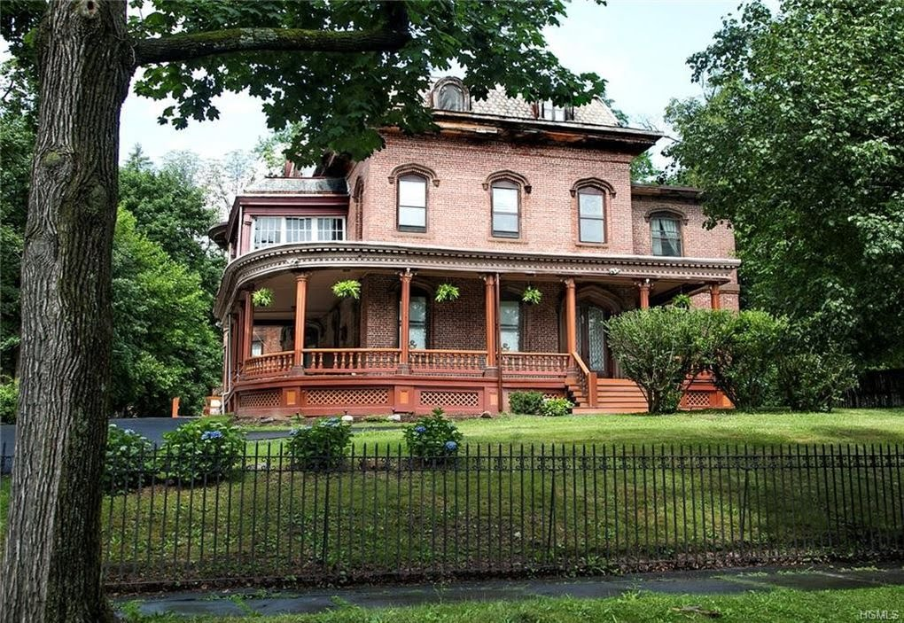 1856 Second Empire Mansion In Newburgh New York