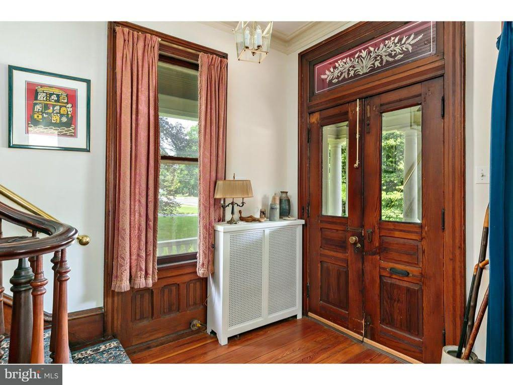 1880 Second Empire For Sale In Moorestown New Jersey