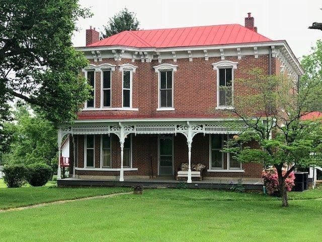 1860 Italianate In West Union Ohio