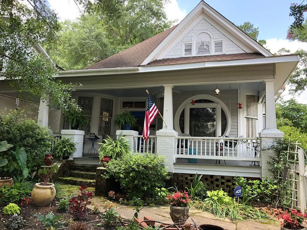 1915 Historic House In McComb Mississippi