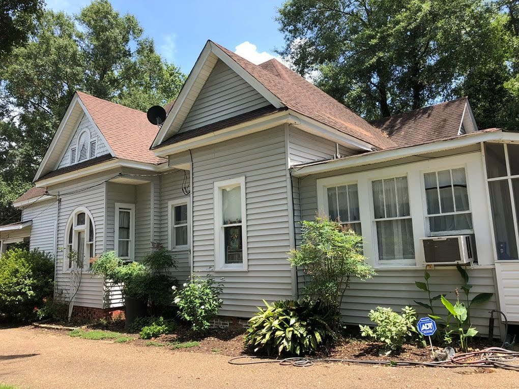 1915 Historic House For Sale In McComb Mississippi