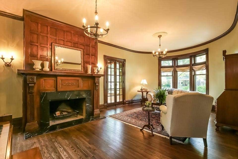 1899 John Tilton Home For Sale In LaGrange Illinois