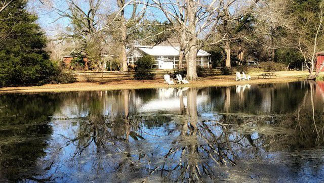 1840 Georgian Plantation For Sale In Summit Mississippi
