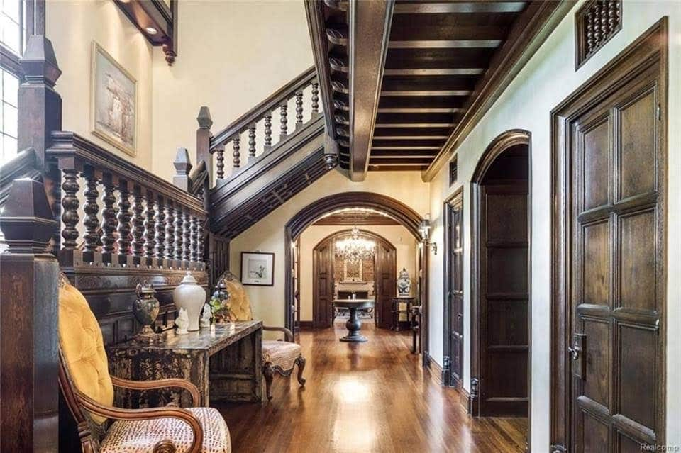1927 Mansion For Sale In Grosse Pointe Farms Michigan