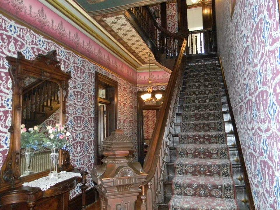 1880 Lebold Mansion For Sale In Abilene, Kansas