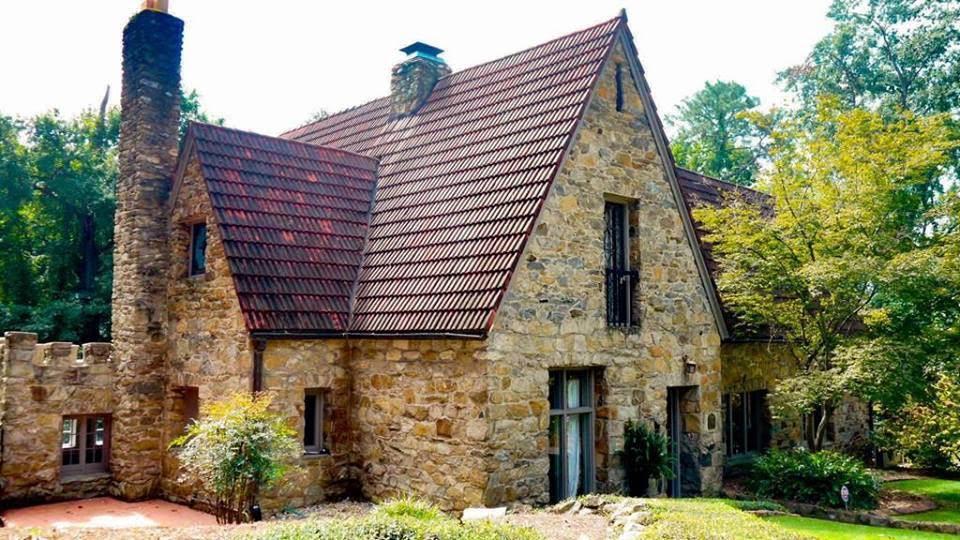 1928 Stone House In Columbus Georgia