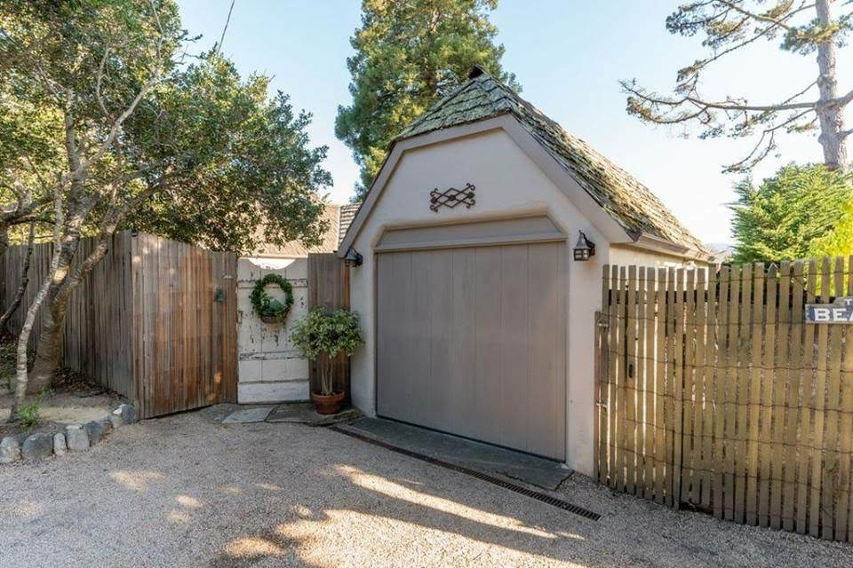 1945 Cottage For Sale In Carmel California