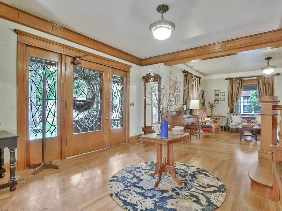 1912 Historic House For Sale In Wichita Kansas