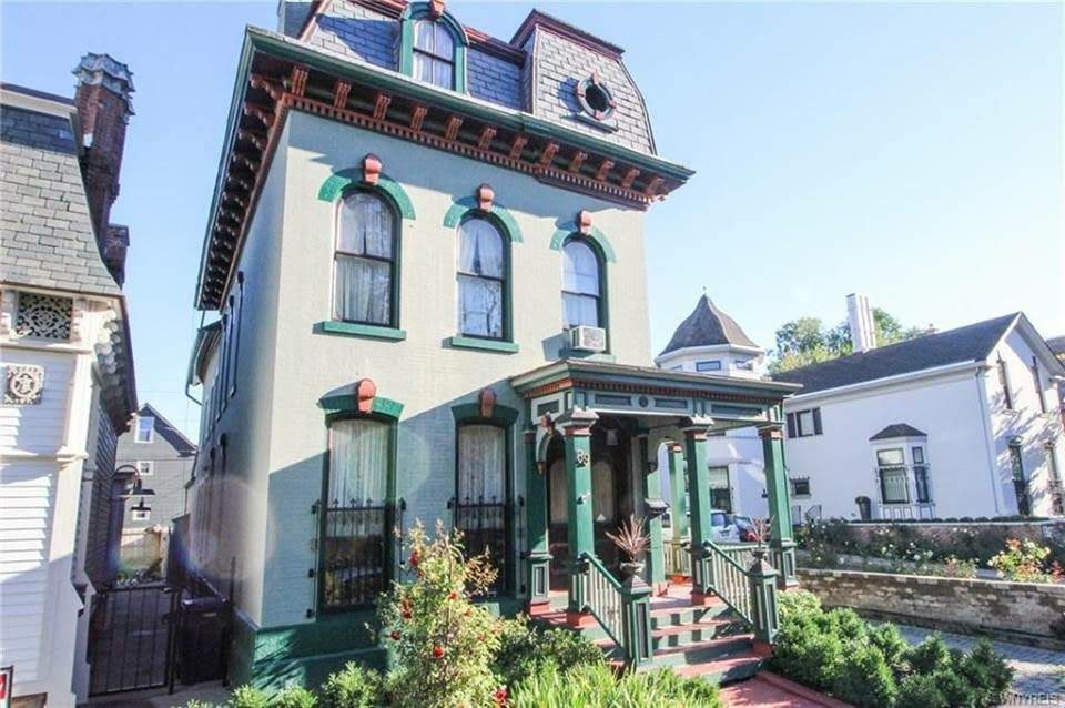 1855 Second Empire For Sale In Buffalo New York