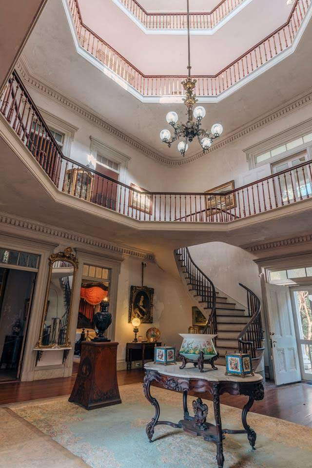 1852 Waverley Mansion For Sale In West Point Mississippi