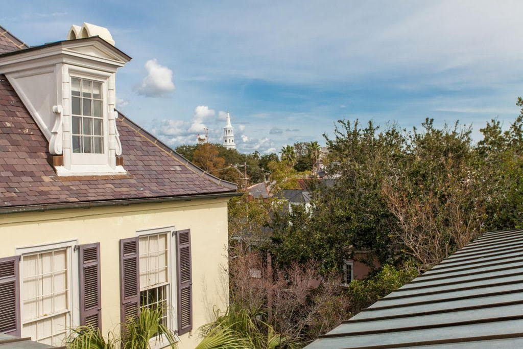 1803 Historic Federal For Sale In Charleston South Carolina