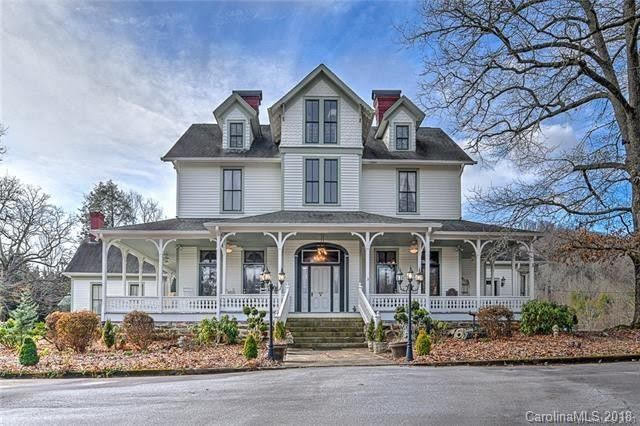 1865 Victorian For Sale In Hendersonville North Carolina
