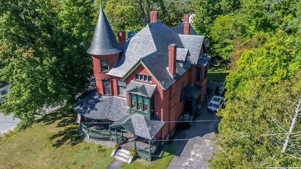 1890 Victorian For Sale In Fitchburg Massachusetts