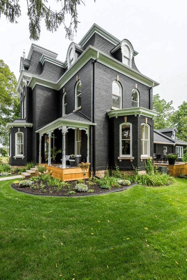 1875 Second Empire For Sale In Pelham Ontario Canada